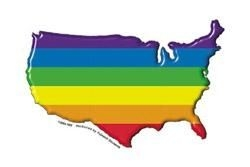 usa pride sticker
