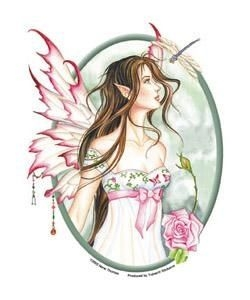 Nene's Morning Dew Fairy Sticker