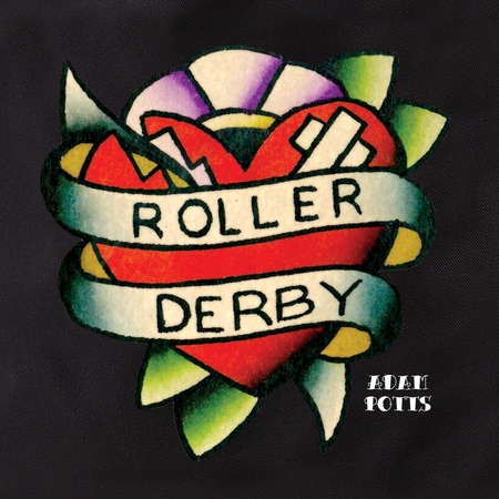 Adam Potts Roller Derby Tote Bag | Roller Derby