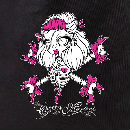 Cherry Martini Trash Dolls v2 tote | Skool Daze