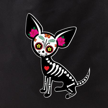 Evilkid Chihuahua Muerta Tote | Latino