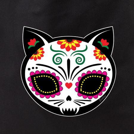 Evilkid gato muerto tote | Tote Bags