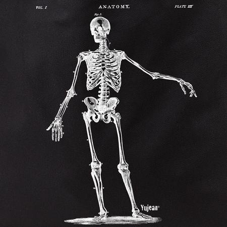 Skeleton Tote | Tote Bags