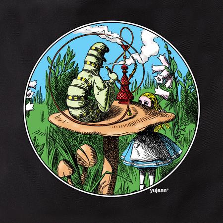 Smokin' Alice in Wonderland Tote | Hippie