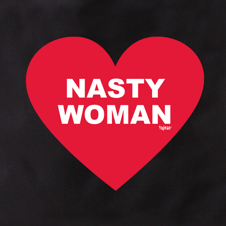 Nasty Woman Tote Bag | #PINKRESIST