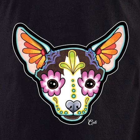 Cali Chihuahua Moo Tote | Sugar Skulls
