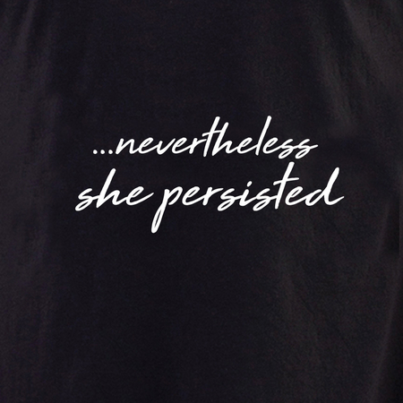 Nevertheless Tote | Tote Bags