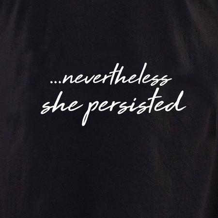 Nevertheless Tote | #PINKRESIST
