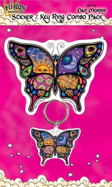 Dan Morris Butterfly Combo Pack