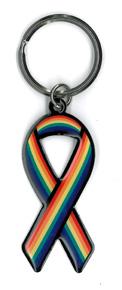 Pride Ribbon Keyring | Keychains!