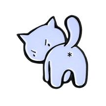 Evilkid Kitty Enamel Pin | Enamel Pins