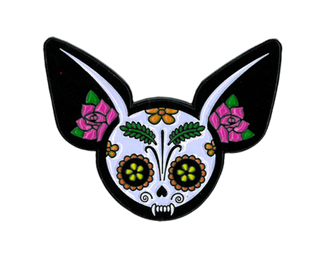Evilkid Chihuahua Enamel Pin | Evilkid
