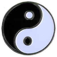 Yin Yang Enamel Pin | The Very Latest!!!
