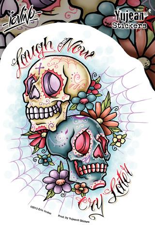 Eric Iovino Laugh Now sticker | Latino