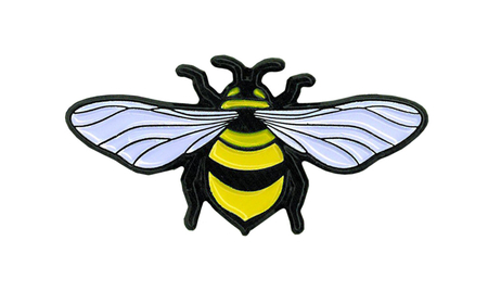 Bee Enamel Pin | The Very Latest!!!