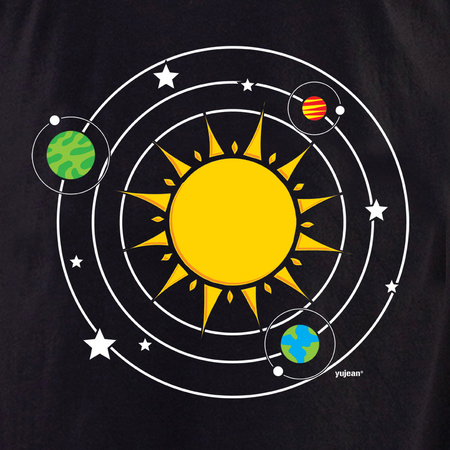 Solar System T-shirt | T-Shirts