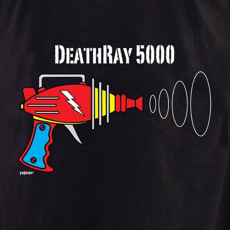 Raygun T-shirt | T-Shirts