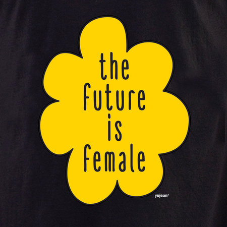 The Future is Female T-shirt | T-Shirts