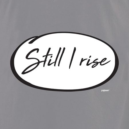 Still I Rise T-shirt | Pink #RESIST