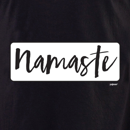Namaste T-shirt | Peace and Eco