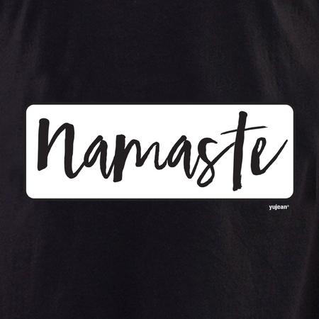 Namaste T-shirt | Peace and Eco