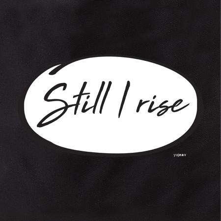 Still I Rise Tote | Tote Bags