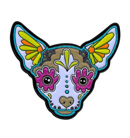 Cali's Chihuahua Enamel Pin | Enamel Pins