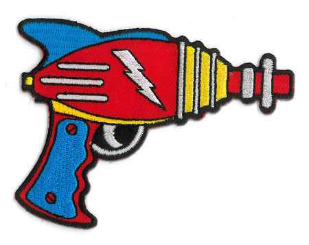 Raygun Patch | Patches