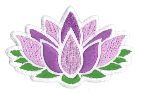 Lotus Flower Patch | Patches