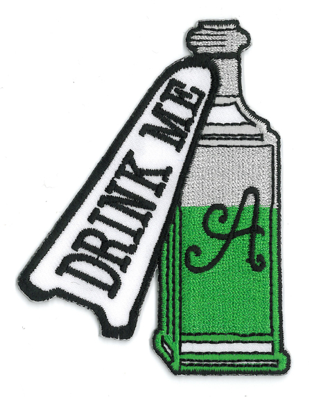 Drink Me Patch | Alice