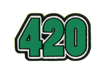 420 Patch | Patches