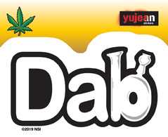 Dab Sticker | Stickers