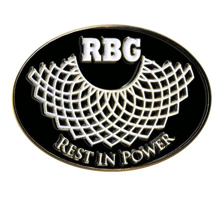 RBG Enamel Pin | NEW INTROS 2021