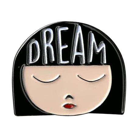 Dream Enamel Pin | Enamel Pins