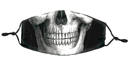 Skull Mask | Cabinet of Curiosities