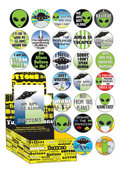 Alien 2 Button Box | NEW INTROS 2021