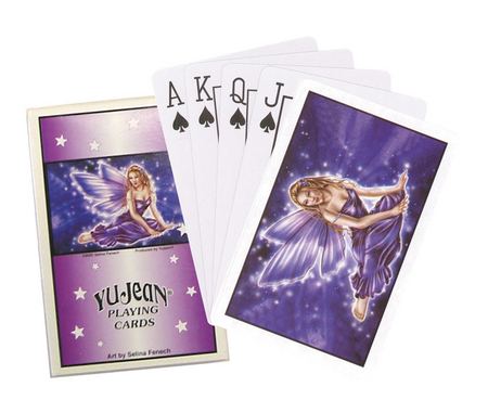 Memorila Fairy Playing Cards