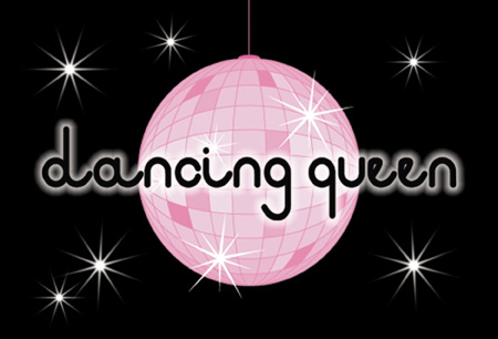 Dancing Queen Pride Postcard