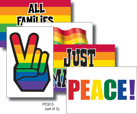 Pride Postcard Pack