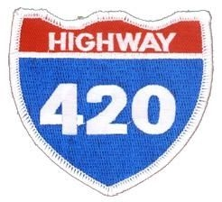 Highway 420 Patch