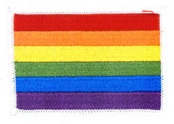 LG Rainbow Pride Patch