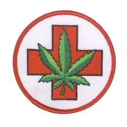 Pot Cross Patch
