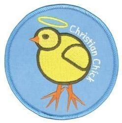 Christian Chick Patch