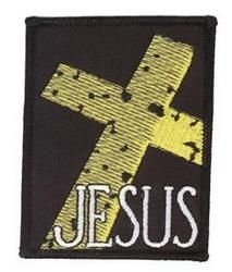 Stone Cross Patch