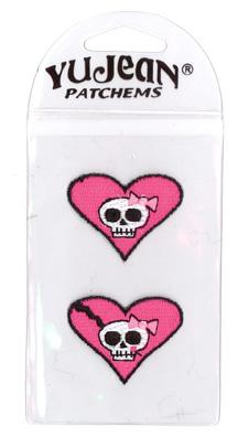 My Sweet Fiend Skulli/Heartbroken Mini-Patch Pak