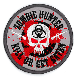 Zombie Hunter Patch | ZOMBIE ATTACK!