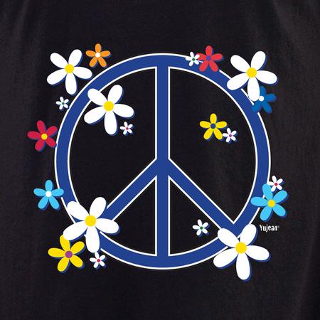 Peace Daisies Shirt | T-Shirts