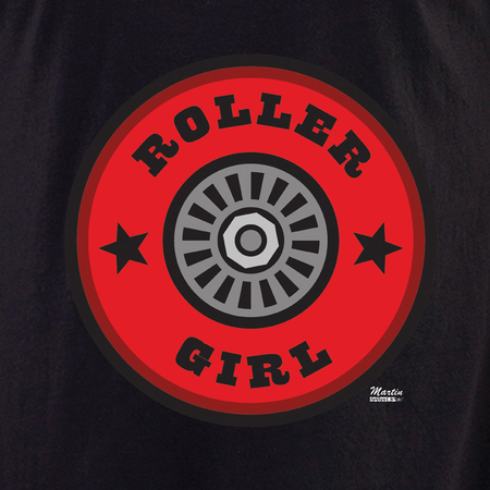 Enginehouse 13 Roller Girl Shirt | T-Shirts and Hoodies