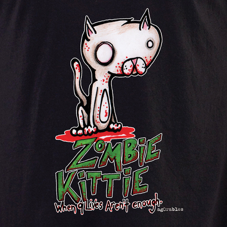 Agorables Zombie Kitty Shirt | LOL!!!