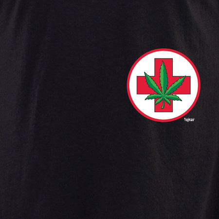 Mini Medical Marijuana Shirt | Hippie